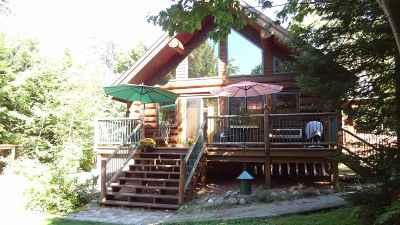 Gwinn Single Family Home Pending w/Contingency: 270 Flodin Rd