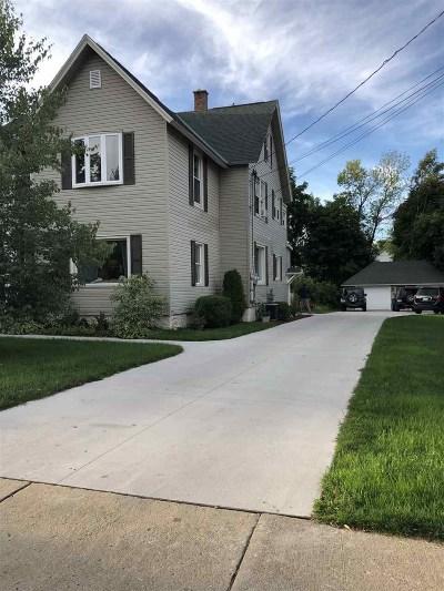 Marquette Multi Family Home Pending w/Contingency: 226 W Ohio St