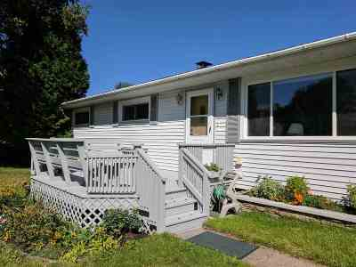Gwinn MI Single Family Home For Sale: $129,900