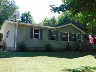 Marquette Single Family Home Pending w/Contingency: 790 Mangum Rd