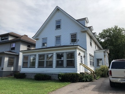 Ishpeming Single Family Home For Sale: 706 N Main