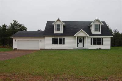 Gwinn Single Family Home For Sale: 340 Mottes Ln