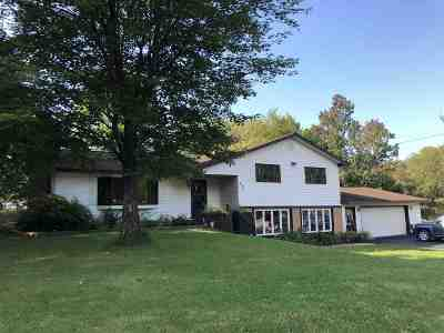 Marquette Single Family Home For Sale: 452 Co Rd 480