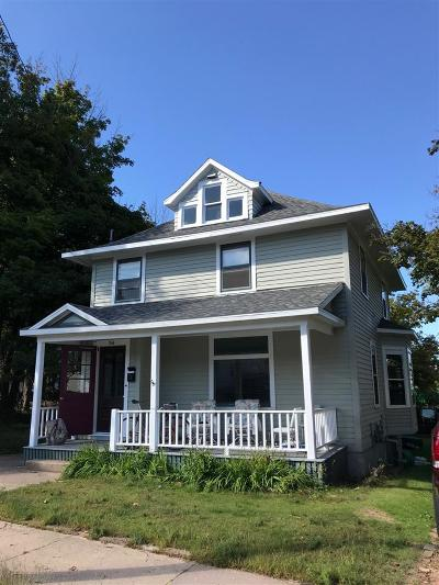 Marquette Single Family Home For Sale: 316 W Kaye
