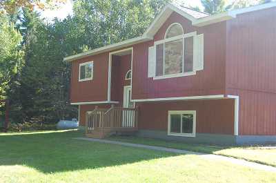 Gwinn Single Family Home Pending w/Contingency: 240 Shag Lake