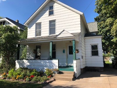 Marquette Single Family Home Pending w/Contingency: 120 W Michigan St