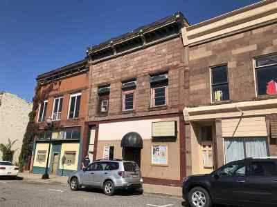 Negaunee Commercial For Sale: 304 Iron