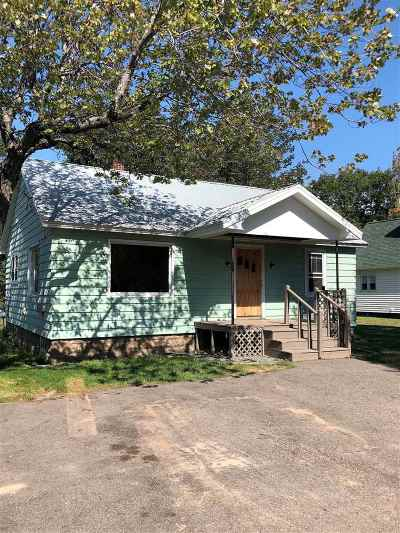 Negaunee Single Family Home For Sale: 29 Midway Dr