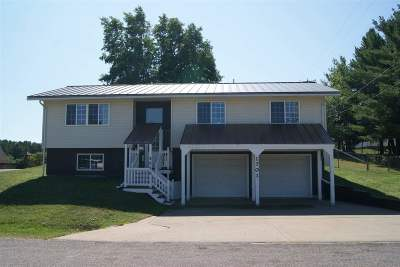 Ishpeming Single Family Home For Sale: 1701 Lily St