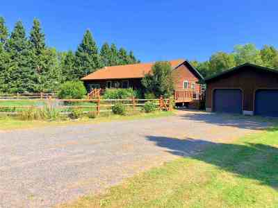 Marquette Single Family Home Price Change: 951 Highland Dr