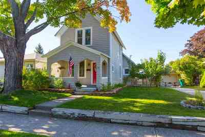 Marquette Single Family Home Pending w/Contingency: 713 W Ridge St