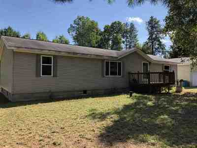 Marquette Single Family Home For Sale: 41 Silver Creek Dr