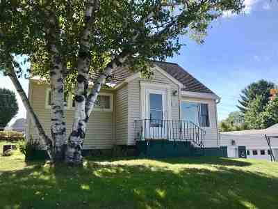 Ishpeming Single Family Home For Sale: 718 Poplar St
