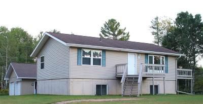 Ishpeming Single Family Home For Sale: 16 Lawer