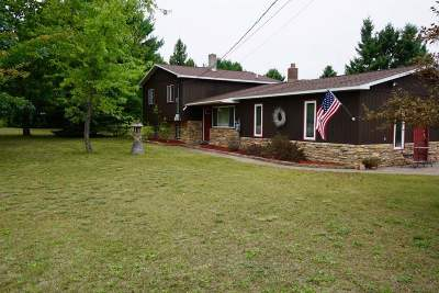 Marquette Single Family Home New: 105 Meadow Ln