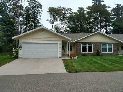 Marquette Single Family Home Pending w/Contingency: 119 Forest Ridge #18