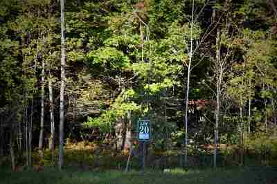 Marquette Residential Lots & Land For Sale: 2028 North Creek Dr #Lot #20