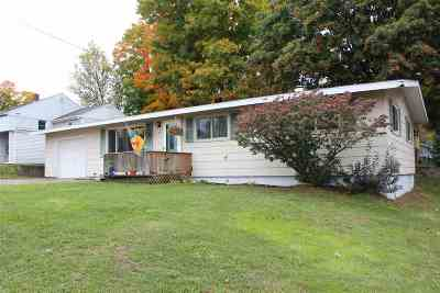 Ishpeming Single Family Home For Sale: 115 Stoneville Rd