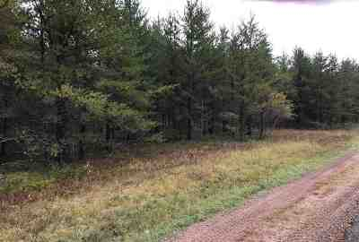 Gwinn Residential Lots & Land For Sale: Rice Lake Rd #A