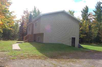 Gwinn Single Family Home Pending w/Contingency: 225 S Co Rd 557