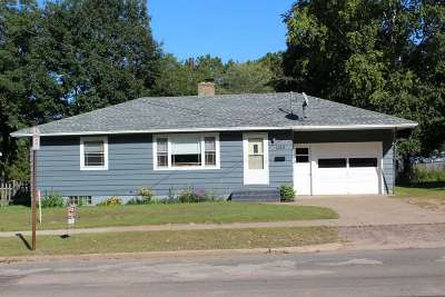 Marquette Single Family Home For Sale: 1510 Lincoln Ave
