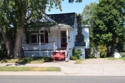 Marquette Single Family Home Pending w/Contingency: 442 W Baraga Ave