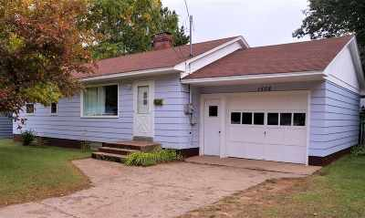 Marquette Single Family Home For Sale: 1508 Lincoln St