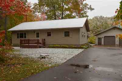 Marquette Single Family Home Pending w/Contingency: 14 Arrowhead Dr