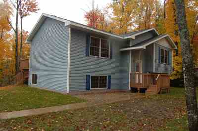 Gwinn Single Family Home For Sale: 618 N Maple Hills Dr