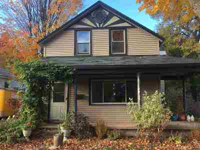 Negaunee Single Family Home For Sale: 121 Case St