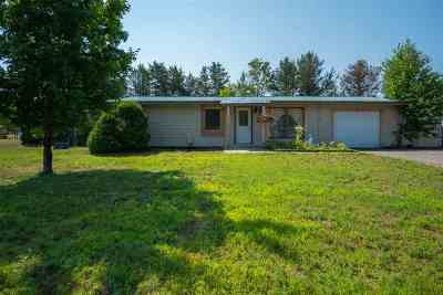 Marquette Single Family Home For Sale: 152 Dana Ln