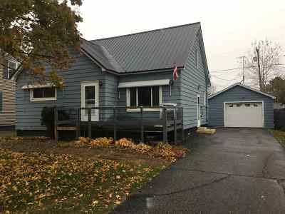Ishpeming Single Family Home Pending w/Contingency: 2004 Jackson Ave