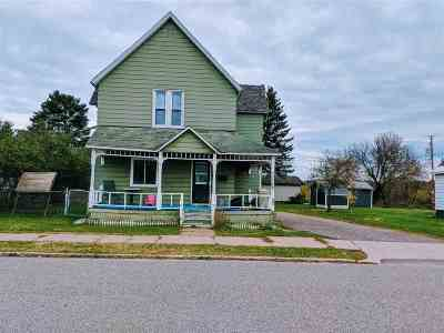 Ishpeming Multi Family Home For Sale: 641 Iron St