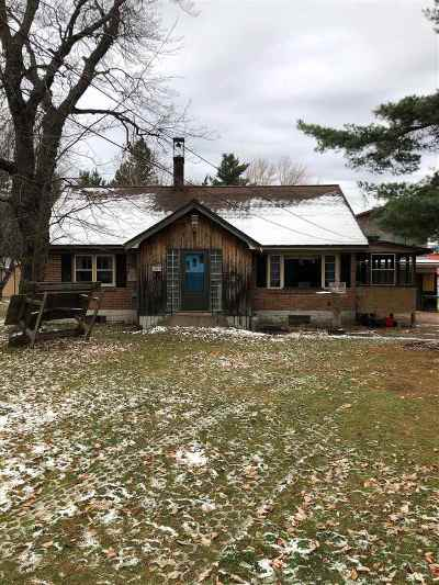 Ishpeming Single Family Home For Sale: 1270 Co Rd 496