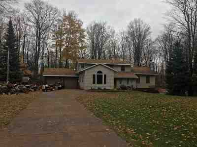 Marquette Single Family Home Pending w/Contingency: 107 Maplewood Ln
