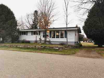 Ishpeming Single Family Home Pending w/Contingency: 356 Cedar