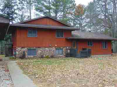 Gwinn Single Family Home For Sale: 395 N River Dr