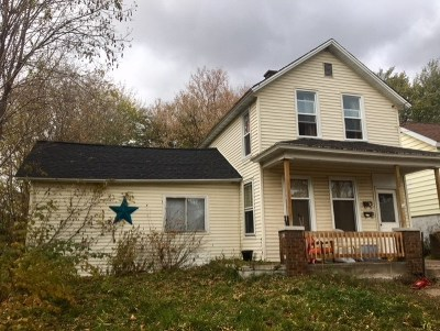 Marquette Multi Family Home Pending w/Contingency: 502 S Seventh St