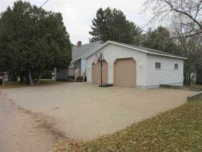 Gwinn Single Family Home For Sale: 237 W Mineral St