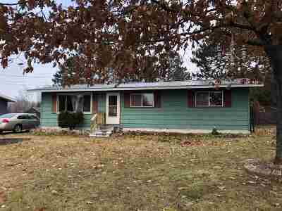 Ishpeming Single Family Home For Sale: 1030 Wabash Ave