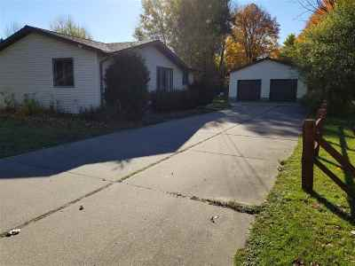 Marquette Single Family Home Pending w/Contingency: 2173 Werner St