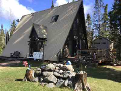 Ishpeming Single Family Home For Sale: 32000 Co Rd 478
