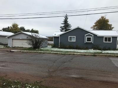 Negaunee Single Family Home For Sale: 248 W Water St
