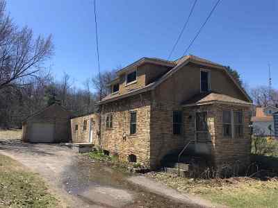 Negaunee Single Family Home For Sale: 14 M35