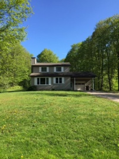 Munising Single Family Home Pending w/Contingency: E9792 Miller Rd