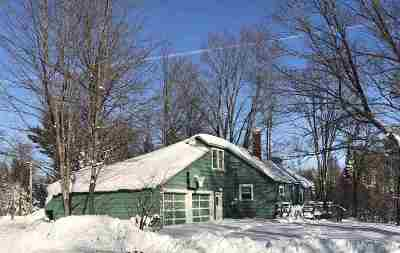 Ishpeming Single Family Home For Sale: 4007 Deer Lake Rd