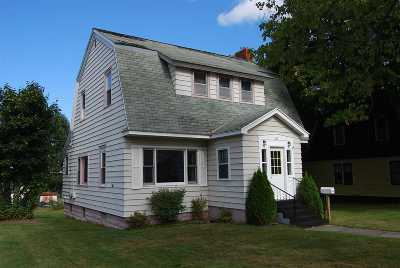Munising Single Family Home Pending Backup Encouraged: 125 E Chocolay St