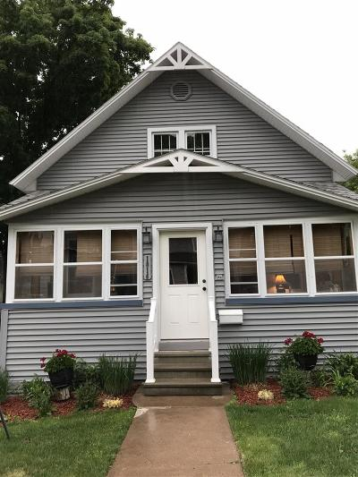 Marquette Single Family Home For Sale: 1016 High St