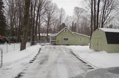 Marquette Single Family Home Pending w/Contingency: 1808 Woodland