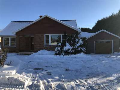 Ishpeming Single Family Home For Sale: 814 Palms Ave